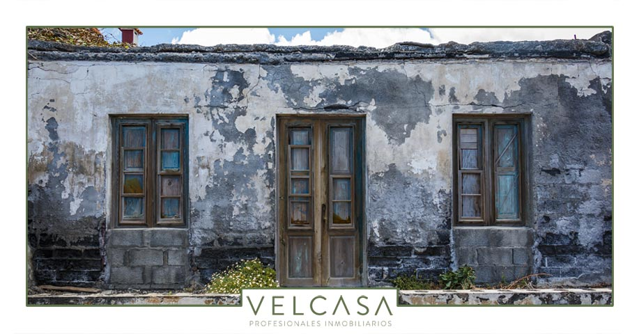 Rehabilitación de edificios antes de alquilar o vender propiedades | Velcasa
