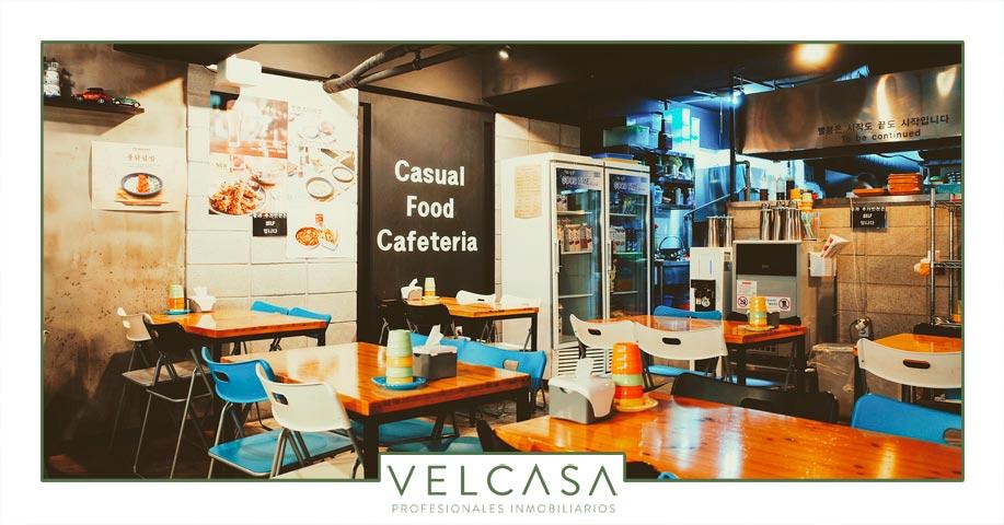 Por qué es buena idea invertir en locales comerciales | VELCASA, inmobiliaria en Sevilla