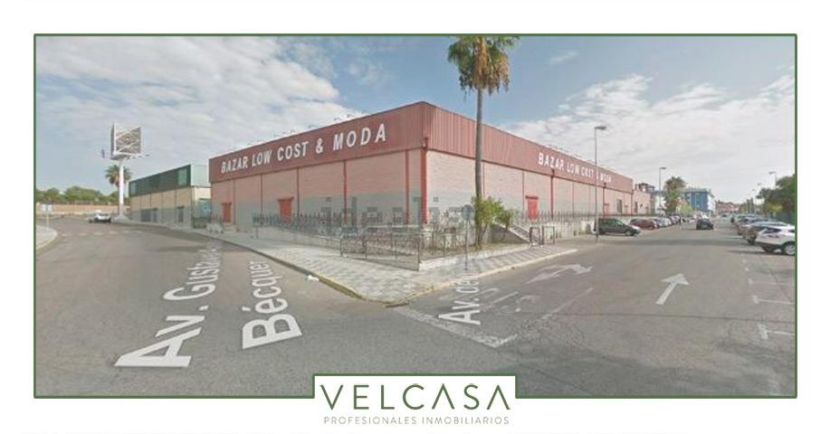Oportunidad inmobiliaria: local en venta en Bormujos | VELCASA, inmobiliaria en Sevilla