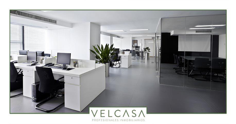 Los inversores inmobiliarios ponen el foco en las oficinas | VELCASA, inmobiliaria en Sevilla
