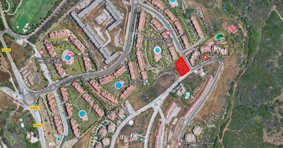 Terreno urbano en venta en Casares | VELCASA inmobiliaria