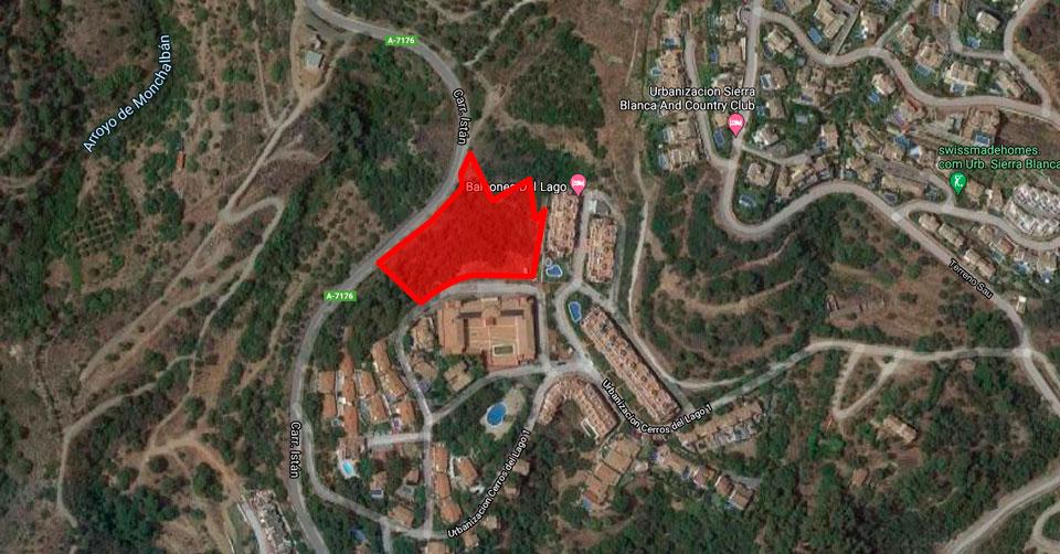 Terreno urbano en venta en Istán | VELCASA inmobiliaria